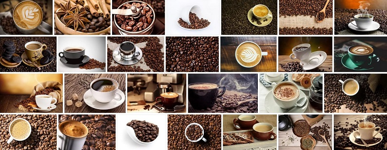 obchodu s kávou