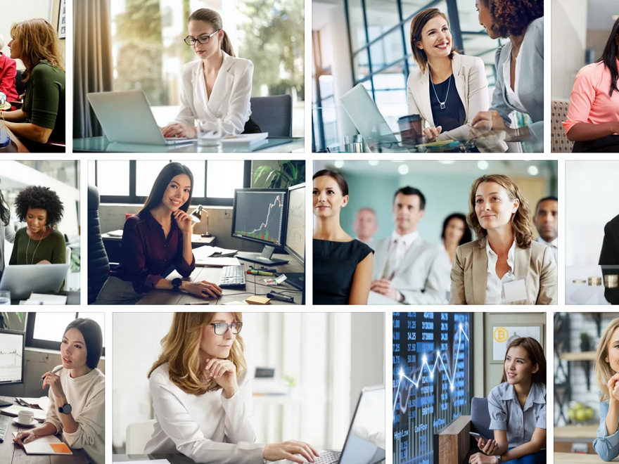 female investors preferences